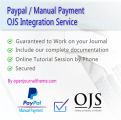 OJS3-Paypal-Integrations